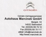 Autohaus Marcinek